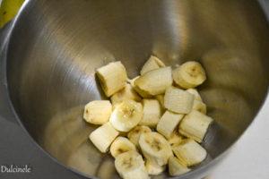 Chec de post cu banane si nuci (Banana Bread)