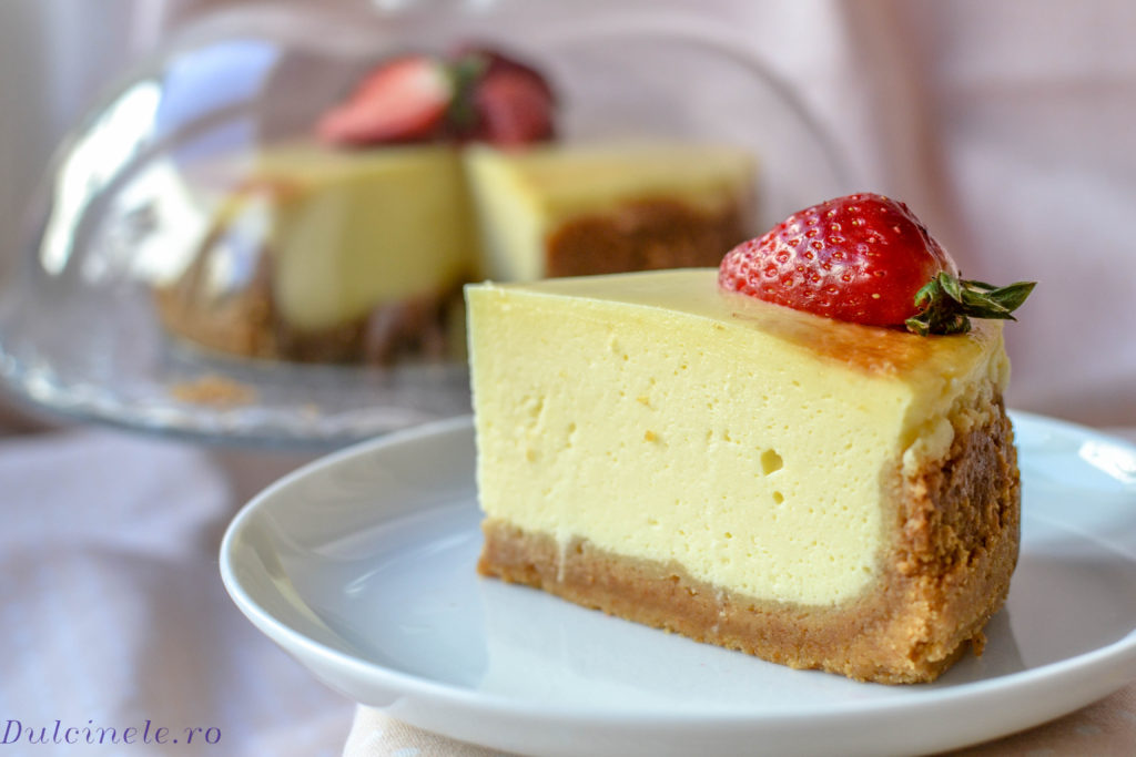 "Cheesecake clasic ""New York"""