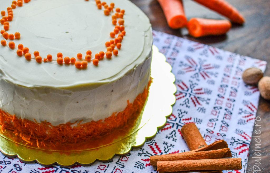Tort de morcovi