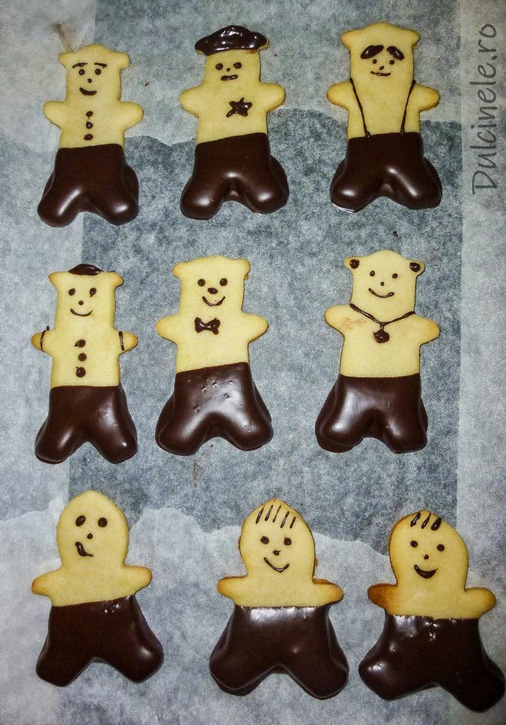Biscuiti Shortbread - cea mai simpla rețetă de biscuiți