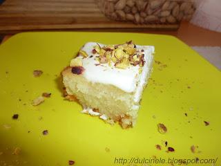 Nammoura (Basbousa) – prăjitură arabească