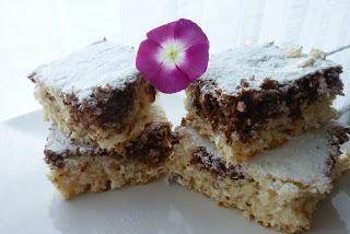 Prăjitură cu fulgi de cocos (rețetă de post)