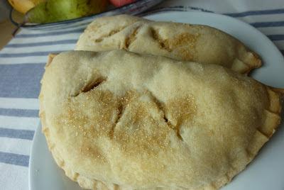 Plăcinte cu mere (rețetă de post)