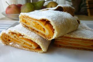 Plăcintă cu dovleac (rețetă de post)