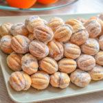 Nuci umplute cu cremă de cacao || DULCINELE