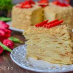 Tort Napoleon || Dulcinele