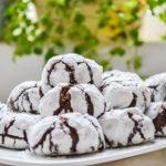 Chocolate Crinckles || Dulcinele
