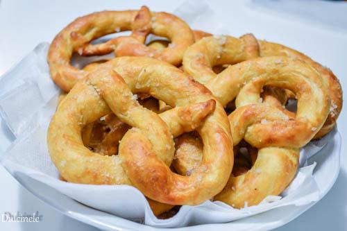 Covrigi de casa – German pretzel