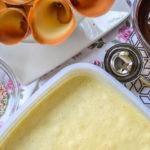 Înghețată de casă (rețetă simplă cu vanilie)
