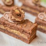 Prăjitură Ferrero Rocher || Dulcinele
