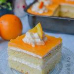 Prăjitură Oranjadă    Dulcinele