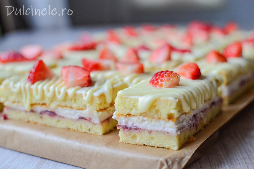 Prăjitură Mărțișor | Dulcinele.ro
