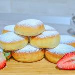 Gogoși pufoase la cuptor || Dulcinele.ro