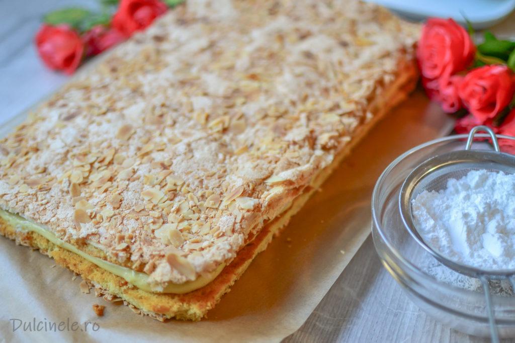 Prăjitura norvegiană sau Verdens Beste | Dulcinele.ro