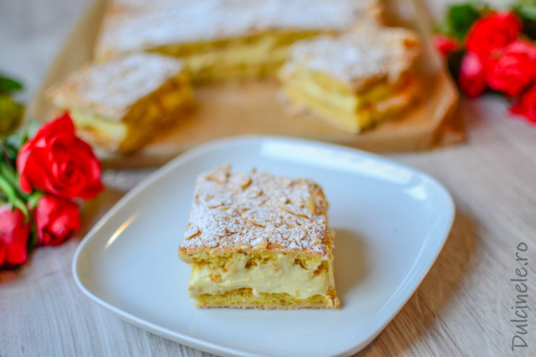 Prăjitura norvegiană sau Verdens Beste – rețeta VIDEO