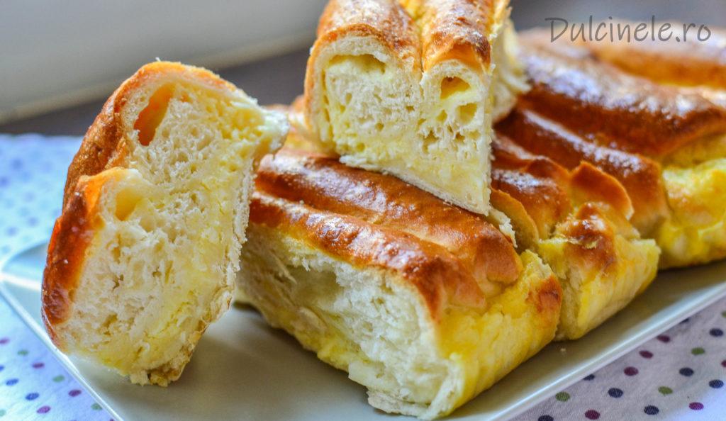 Plăcintă cu brânză sărată