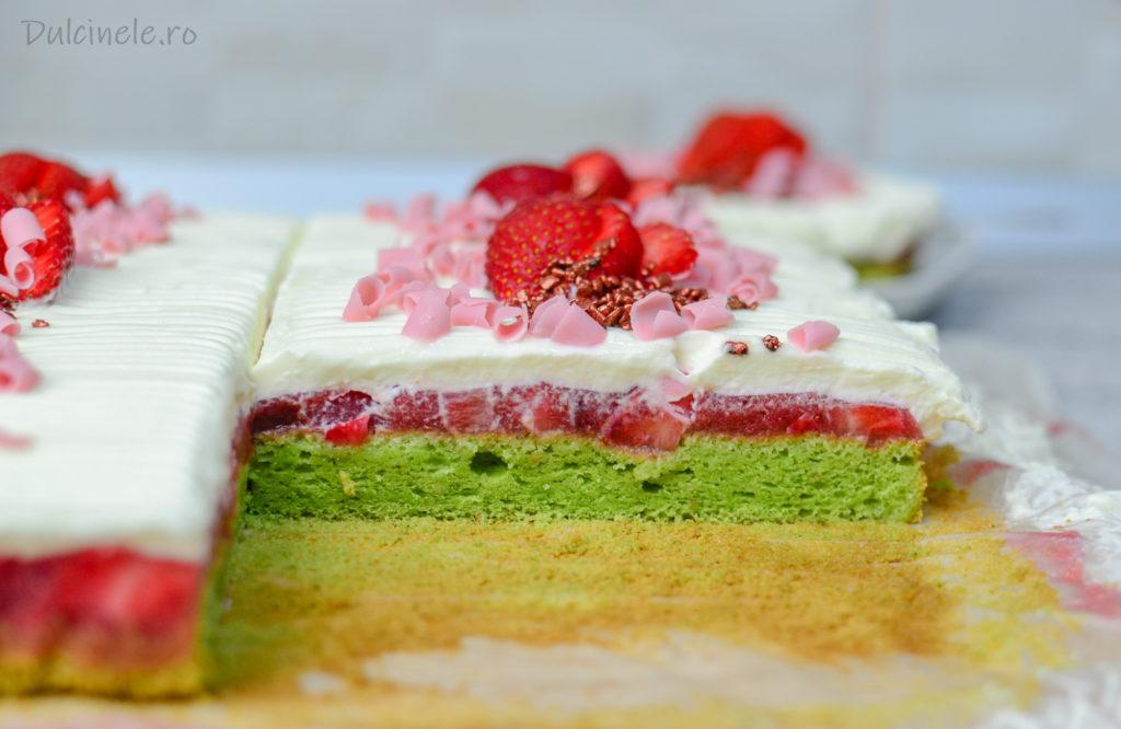 Prăjitură Vis de Primăvară || Dulcinele.ro